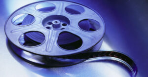 Movie-Reel-In-Blue-Light
